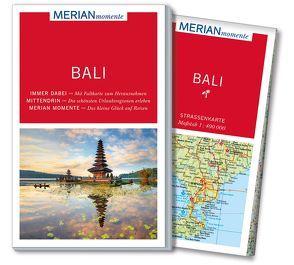 MERIAN momente Reiseführer Bali von Anggawi,  Dudy, Behl,  Silke