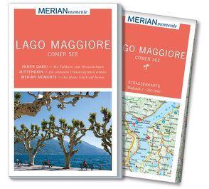 MERIAN momente Reiseführer Lago Maggiore Comer See von Gerberding,  Eva