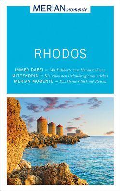 MERIAN momente Reiseführer Rhodos von Bötig,  Klaus