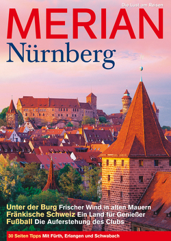 MERIAN Nürnberg von Jahreszeiten Verlag