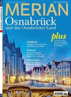 MERIAN Osnabrück von Jahreszeiten Verlag