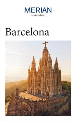 MERIAN Reiseführer Barcelona von Borrée,  Sascha