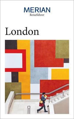 MERIAN Reiseführer London von Carstensen,  Heidede, Carstensen,  Sünje
