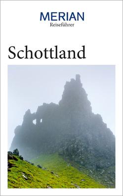 MERIAN Reiseführer Schottland von de Paoli,  Nicola, Wündrich,  Katja