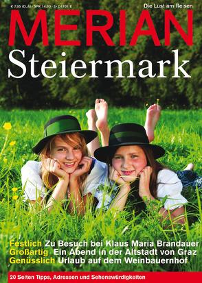 MERIAN Steiermark von Jahreszeiten Verlag