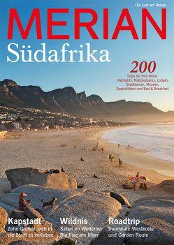 MERIAN Südafrika von Jahreszeiten Verlag