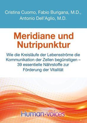 Meridiane und Nutripunktur von Cristina,  Cuomo