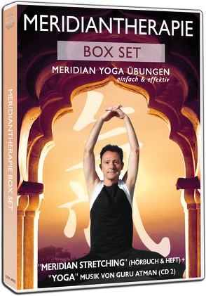 Meridiantherapie Box Set: Meridian Yoga Übungen