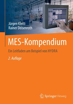 MES-Kompendium von Deisenroth,  Rainer, Kletti,  Jürgen