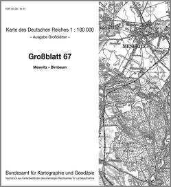 Meseritz – Birnbaum