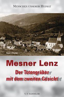Mesner Lenz von Pöschl,  Karl