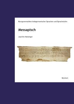 Messapisch von Matzinger,  Joachim