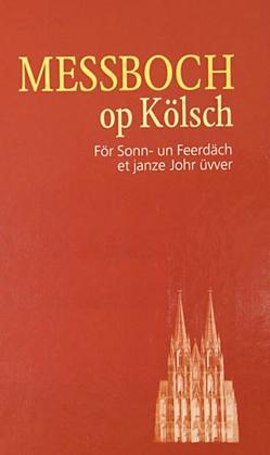 Messboch op Kölsch von Caspers,  Peter