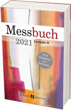 Messbuch 2021 von Beck,  Eleonore, Sandherr,  Susanne, Sandherr-Klemp,  Dorothee