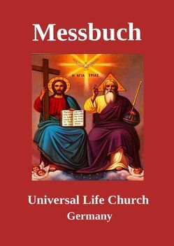 Messbuch von Schwab ULC,  Pastor Ulrich