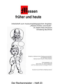 Messen früher und heute von Brand,  Matthias, Gebhardt,  Rainer, Münch,  Annegret, Nemitz,  Sebastian