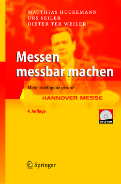 Messen messbar machen von Huckemann,  Matthias, Seiler,  Urs, Weiler,  Dieter S.