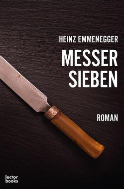 Messer Sieben von Emmenegger,  Heinz