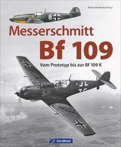 Messerschmitt Bf 109 von Hermann,  Dietmar, Ringlstetter,  Herbert, Wunderlich,  Markus