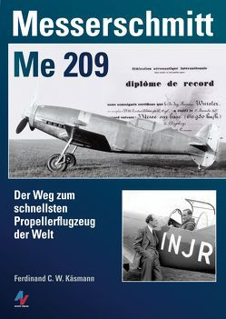 Messerschmitt Me 209 von Käsmann,  Ferdinand C.