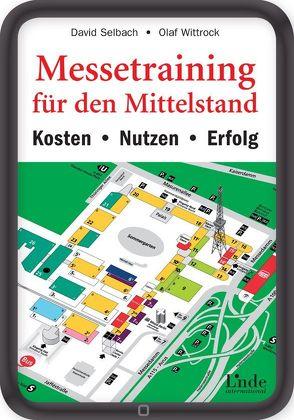 Messetraining für den Mittelstand von Selbach,  David, Wittrock,  Olaf