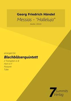 """Messias """"Halleluja"""" – G.F.Händel (arr. Christian Fath) von Fath,  Christian"""