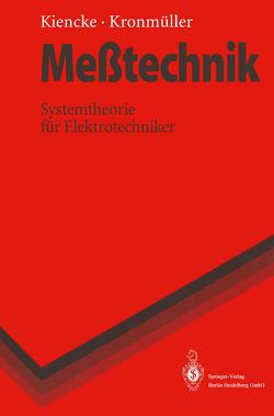 Meßtechnik von Kiencke,  Uwe, Kronmüller,  Heinz