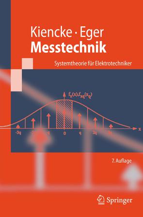 Messtechnik von Eger,  Ralf, Kiencke,  Uwe