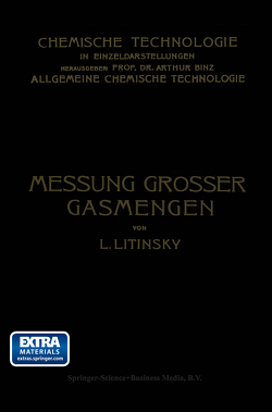 Messung Grosser Gasmengen von Litinsky,  Leonid