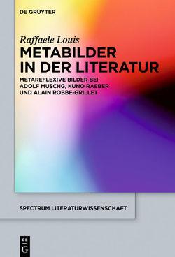 Metabilder in der Literatur von Louis,  Raffaele