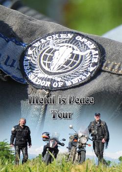 Metal is Peace Tour von Kleifeld,  Helge