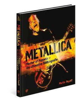 Metallica-Master of Puppets von Popoff,  Martin