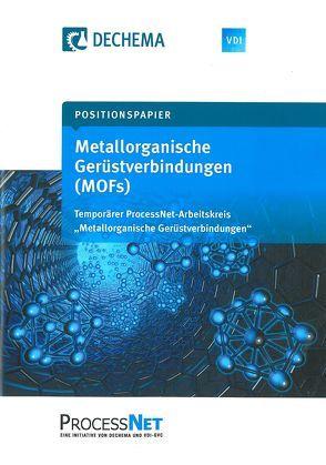 Metallorganische Gerüstverbindungen (MOFs) von Kaskel,  Stefan