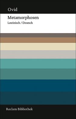 Metamorphosen von Albrecht,  Michael v., Leuschner,  Eckhard, Ovid
