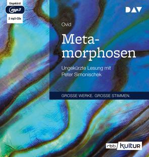 Metamorphosen von Fink,  Gerhard, Ovid, Simonischek,  Peter