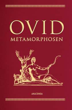 Metamorphosen (Cabra-Leder) von Ovid, Voß,  Johann Heinrich