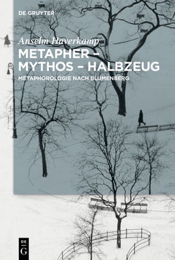 Metapher – Mythos – Halbzeug von Haverkamp,  Anselm