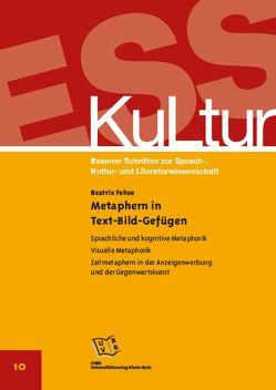 Metaphern in Text-Bild-Gefügen von Fehse,  Beatrix
