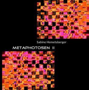 Metaphotosen II von Hemetsberger,  Sabine
