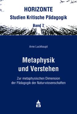 Metaphysik und Verstehen von Luckhaupt,  Arne