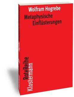 Metaphysische Einflüsterungen von Hogrebe,  Wolfram