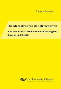 Metastruktur der Ortschaften von Borsotto,  Franz