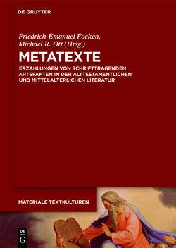 Metatexte von Focken,  Friedrich-Emanuel, Ott,  Michael R.