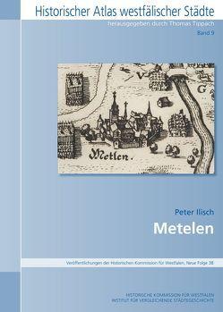 Metelen von Ilisch,  Peter