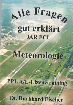 Meteorologie von Fischer,  Burkhard, Franzen,  Dieter