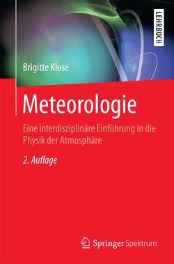 Meteorologie von Klose,  Brigitte, Klose,  Heinz