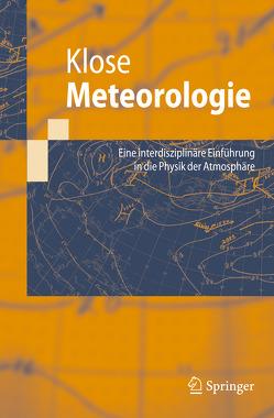 Meteorologie von Klose,  Brigitte