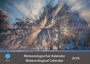 Meteorologischer Kalender 2018 Meteorological Calendar