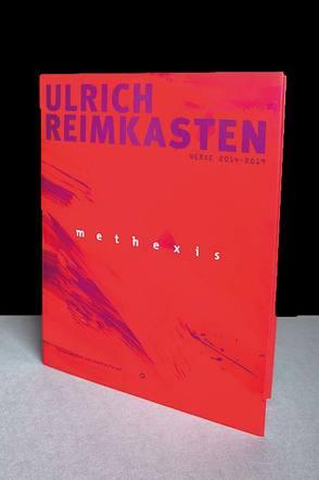 methexis. Ulrich Reimkasten, Werke 2014-2019 von Penzel,  Joachim