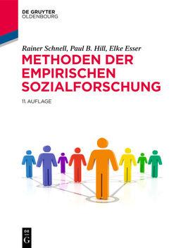 Methoden der empirischen Sozialforschung von Esser,  Elke, Hill,  Paul B., Schnell,  Rainer
